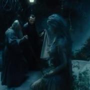 Gandalf y Elrond siguen hablando