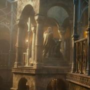 Bilbo explora Rivendel