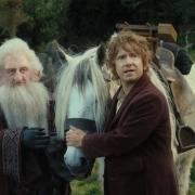 Ori, Bombur, Balin y Bilbo