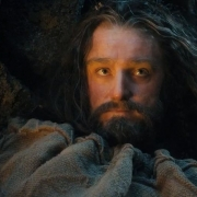 Thorin en un saco