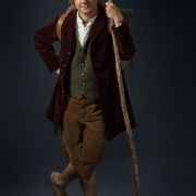 Bilbo Bolsón, preparado para la aventura