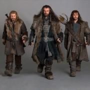 Fili, Thorin y Kili