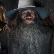 Gandalf en un lugar oscuro