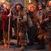 Óin, Bilbo, Bofur, Bombur, Bifur y Dwalin