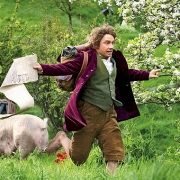 Bilbo en la Comarca