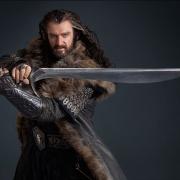 Thorin con Orcrist