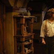 Bilbo en su hogar