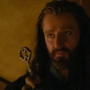 Thorin con la Llave de Erebor