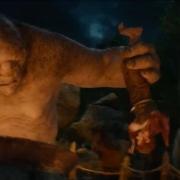 Bilbo, atrapado por un Troll