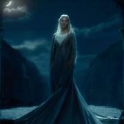 Galadriel, de noche
