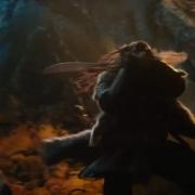 Thorin lucha con los Trasgos