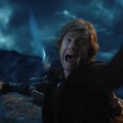 Bilbo ataca