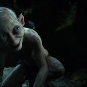 Gollum, ilusionado
