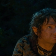 Bilbo en el Bosque de los Trolls