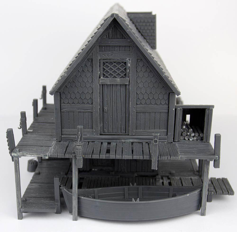 La casa de bardo para el hobbit el juego de batallas - La casa de los hobbits ...