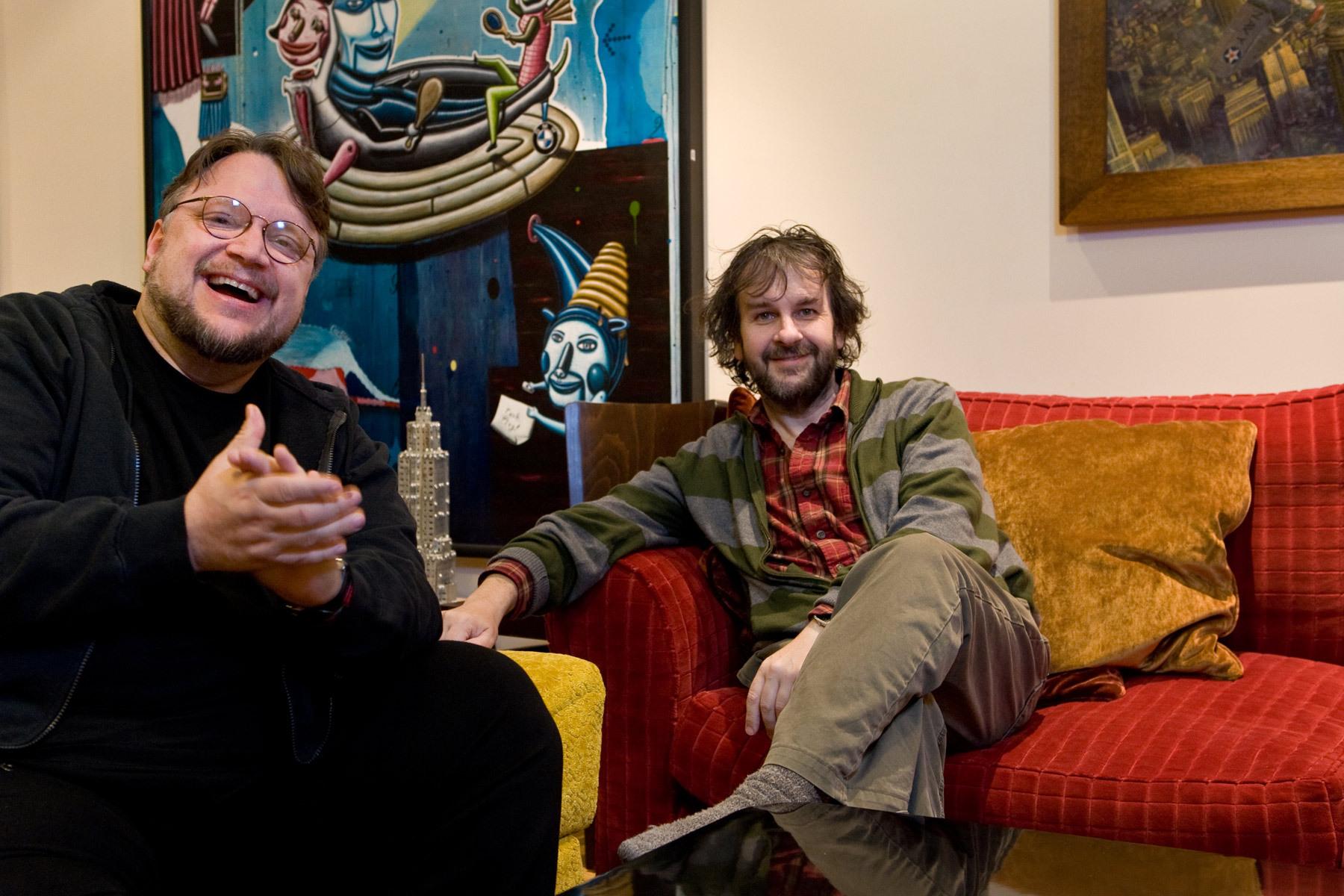 Guillermo del Toro y Peter Jackson – El Anillo Único